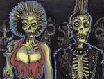 Return of the Living Dead - Cover