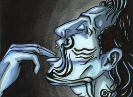Nightbreed - Boone by colemunrochitty