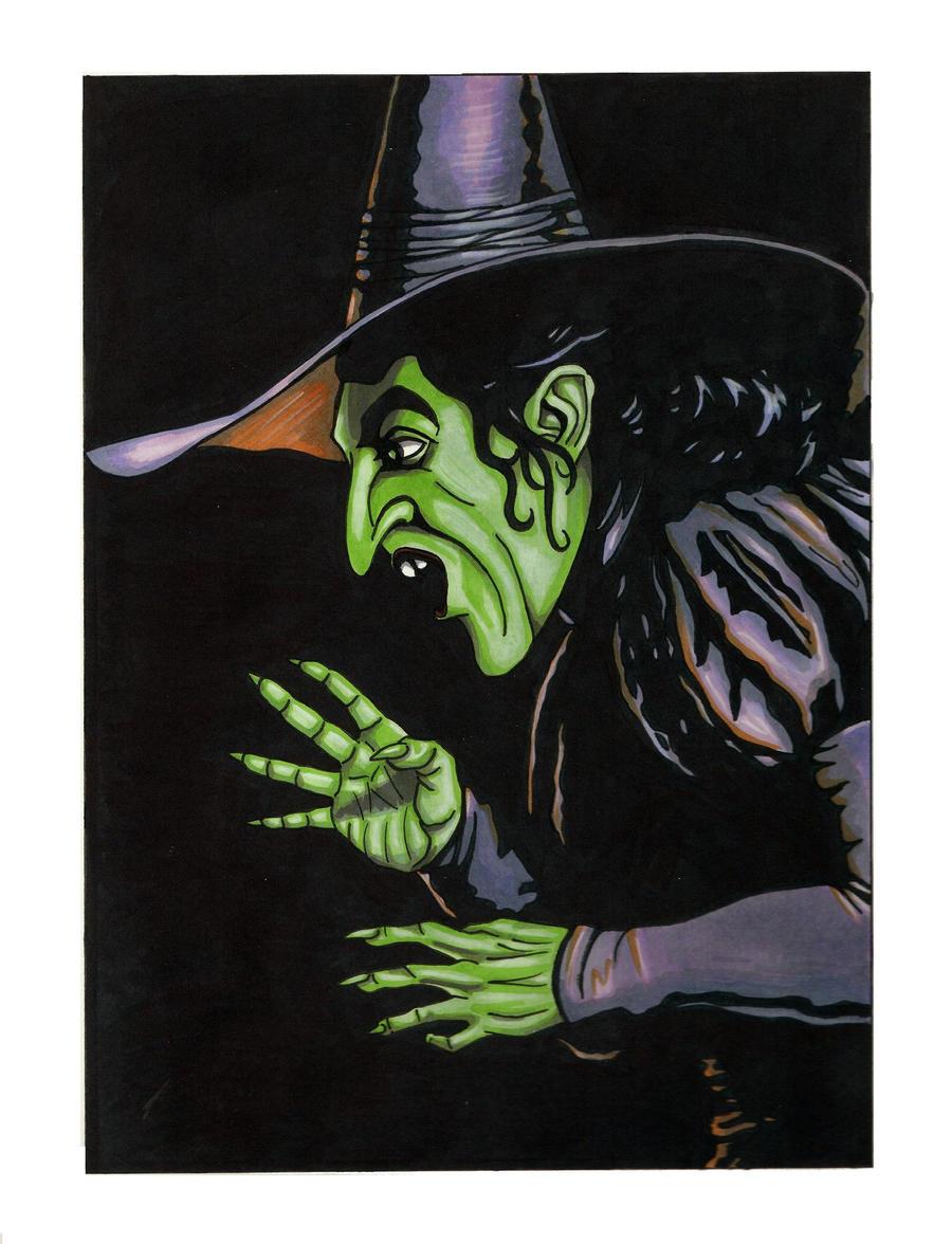 Wizard of Oz Series - Wicked Witch - 145.1KB