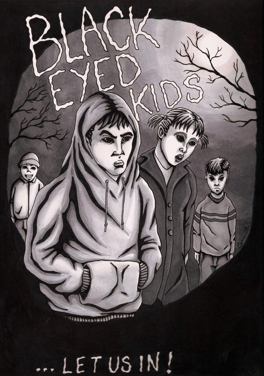 black eyed kids podcast