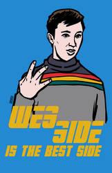 Wes Side by colemunrochitty