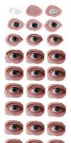 wip - eyes