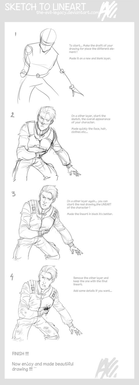 TUTO - sketch to tuto by the-evil-legacy