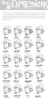PoP - expressions tuto