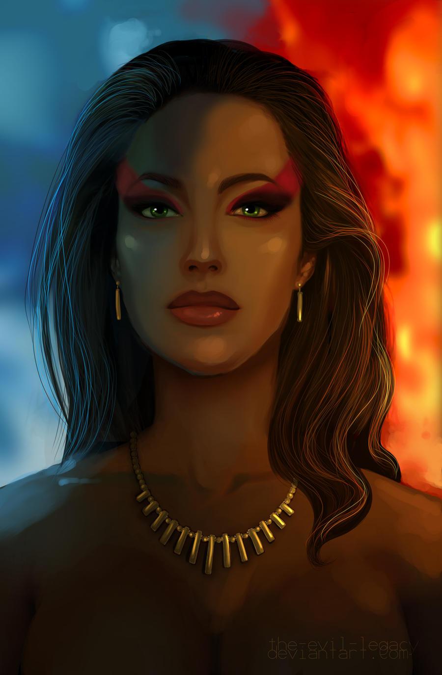 Principe de persia kaileena desnuda sexual queen
