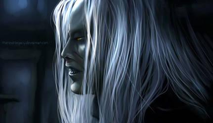 Rhys, the Wraith by the-evil-legacy