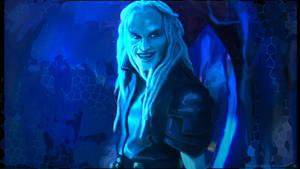 SGA - Eddie, the Wraith by the-evil-legacy