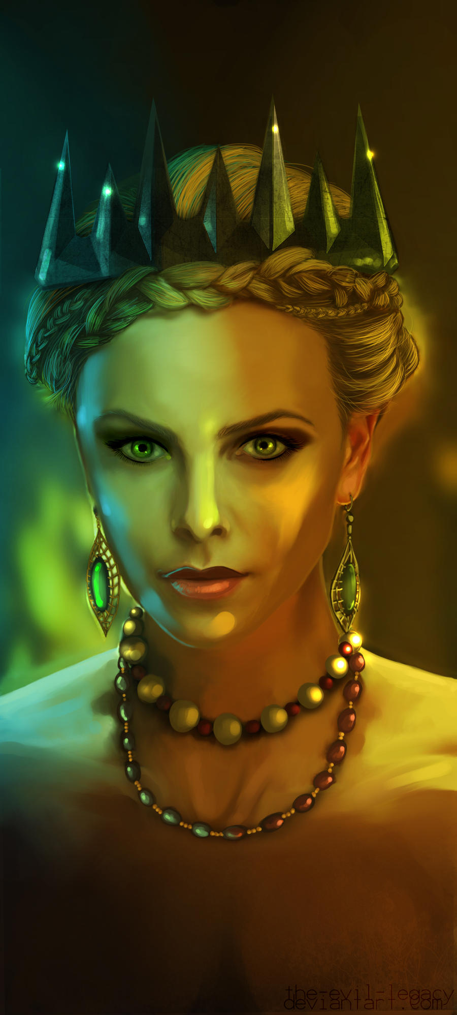 SW - Ravenna, the queen (reloaded) by the-evil-legacy