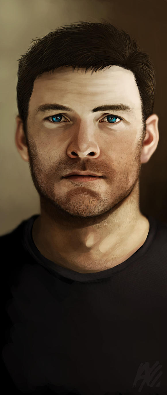 AVATAR - Sam Worthington by the-evil-legacy