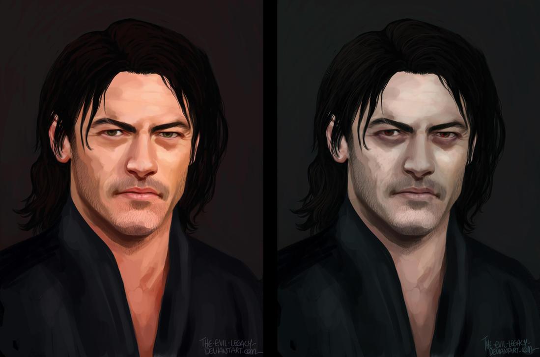 Dracula - Vlad III (2) by the-evil-legacy