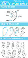 TUTO - How to draw ears?