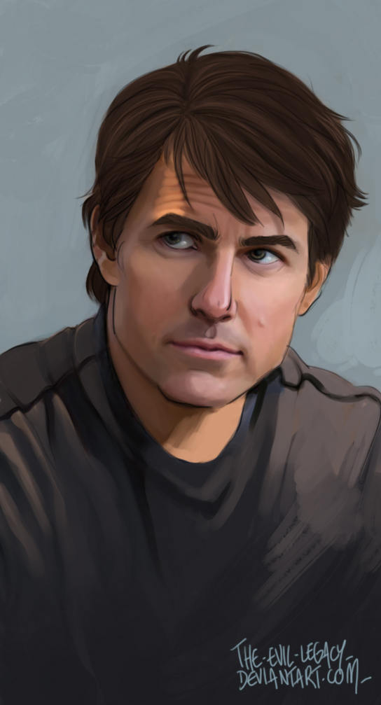 MI5 - Ethan Hunt by the-evil-legacy