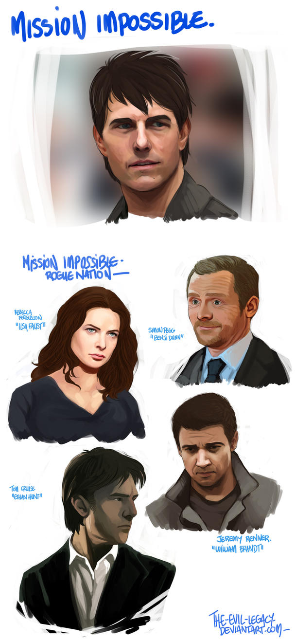 MI5 - The Team by the-evil-legacy