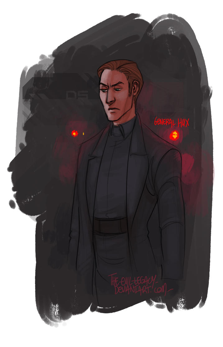 Starwars - General Hux by the-evil-legacy
