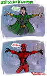 MARVEL - Let it goooo! by the-evil-legacy
