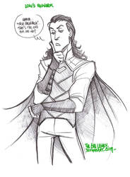 Thor And Loki And Pals Art favourites by Winry88 on DeviantArt