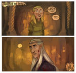 LOTR - Where is mom?
