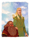 LOTR - To Valinor