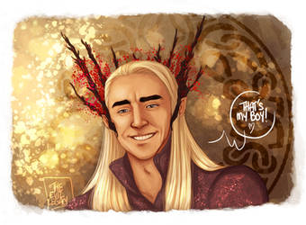 LOTR - That's my boy by the-evil-legacy