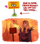 LOTR - Sauron Is Watching You