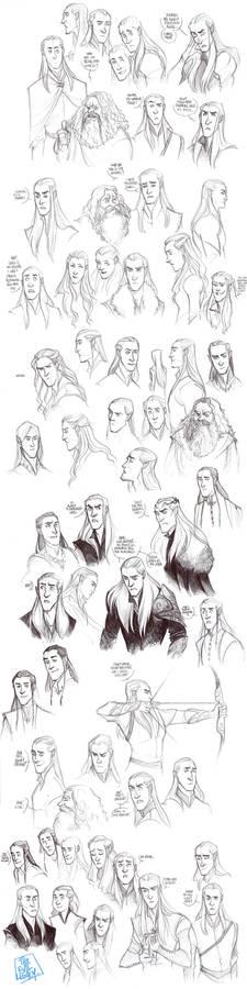 LOTR - Elves