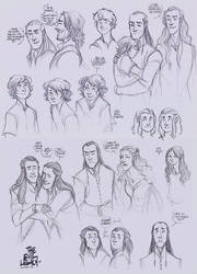 LOTR - Imladris Family