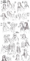 LOTR - Elves 2 by the-evil-legacy