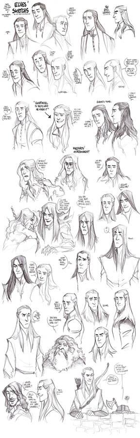 LOTR - Elves 2