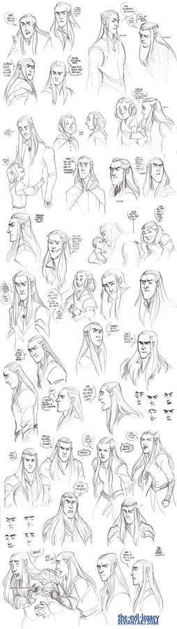 LOTR - Elves 3