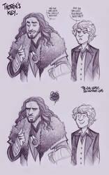 LOTR - Thorin's Key