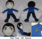 Commission: Mr. Spock