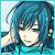 Kaito Blue icon 50x50 by NyAppyMiku22