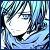 kaito -Blue- icon 50x50 by NyAppyMiku22