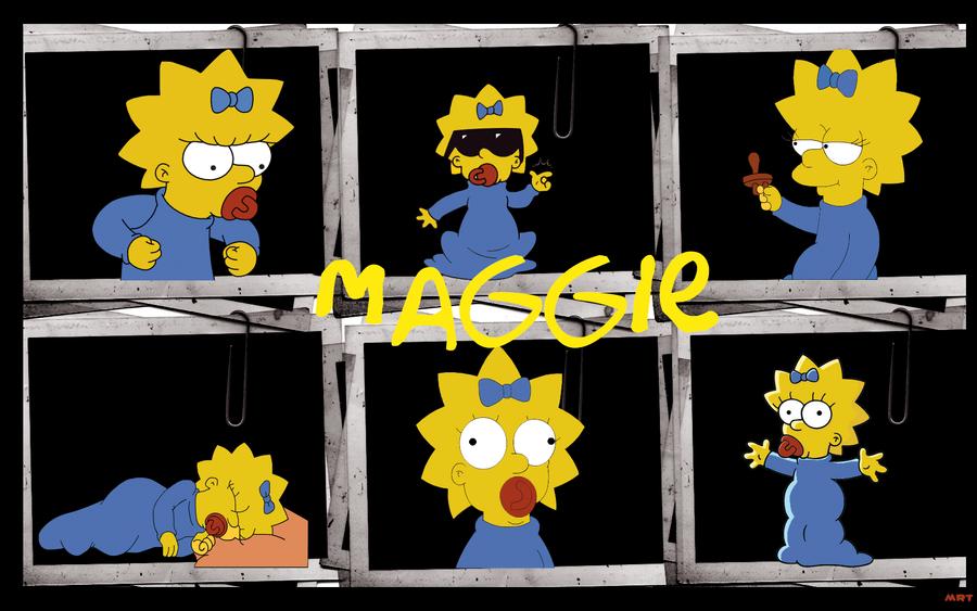 Maggie by MRTTQM