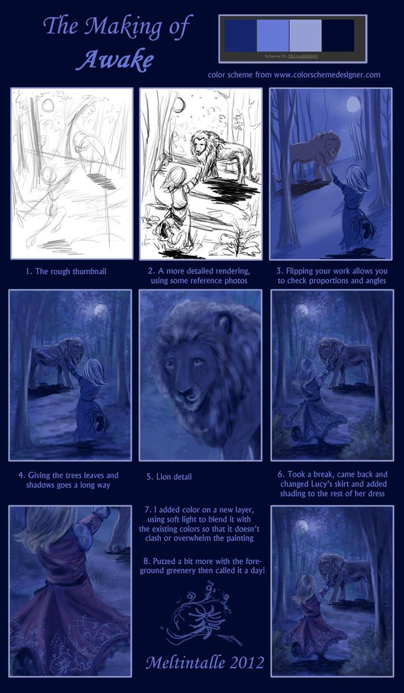 The Making of Awake by Meltintalle