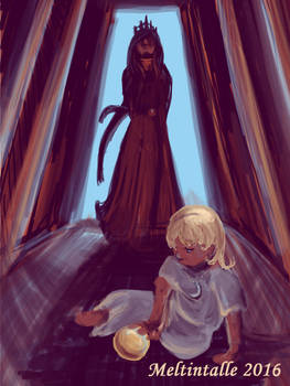 In Achren's Shadow