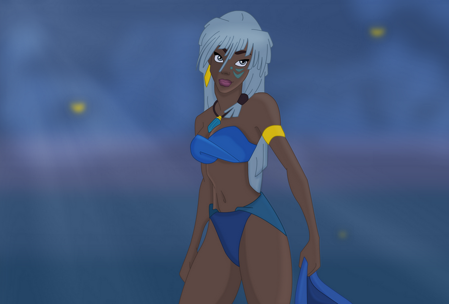 Atlantis the lost empire hentai