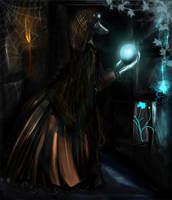 Light dreams by Vayms
