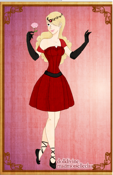 Princess Rose by RandomRoseyPosey