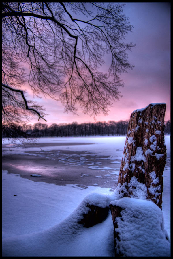 A winter dream by Endzeitengel