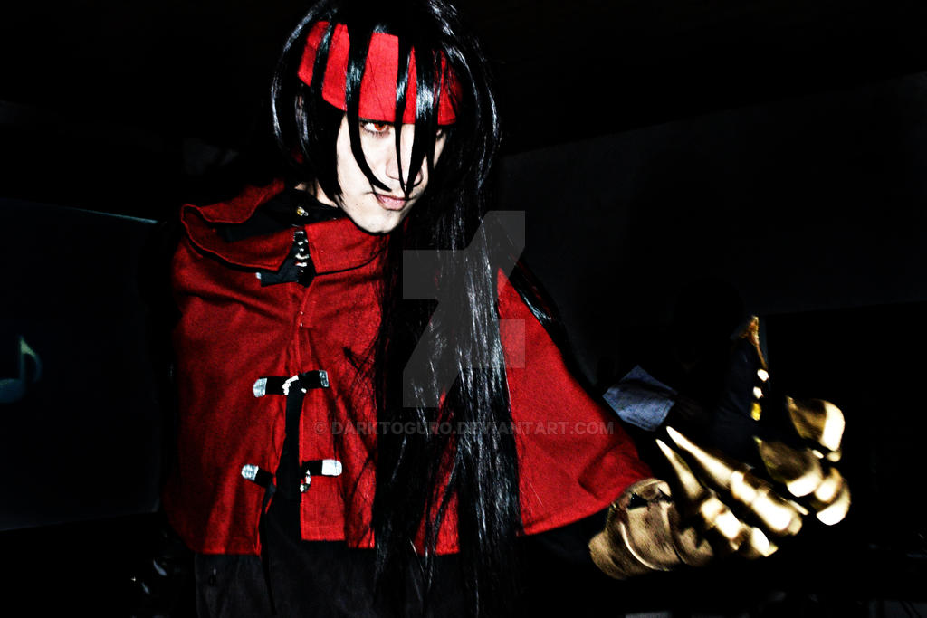 Vincent Valentine Cosplay by darktoguro