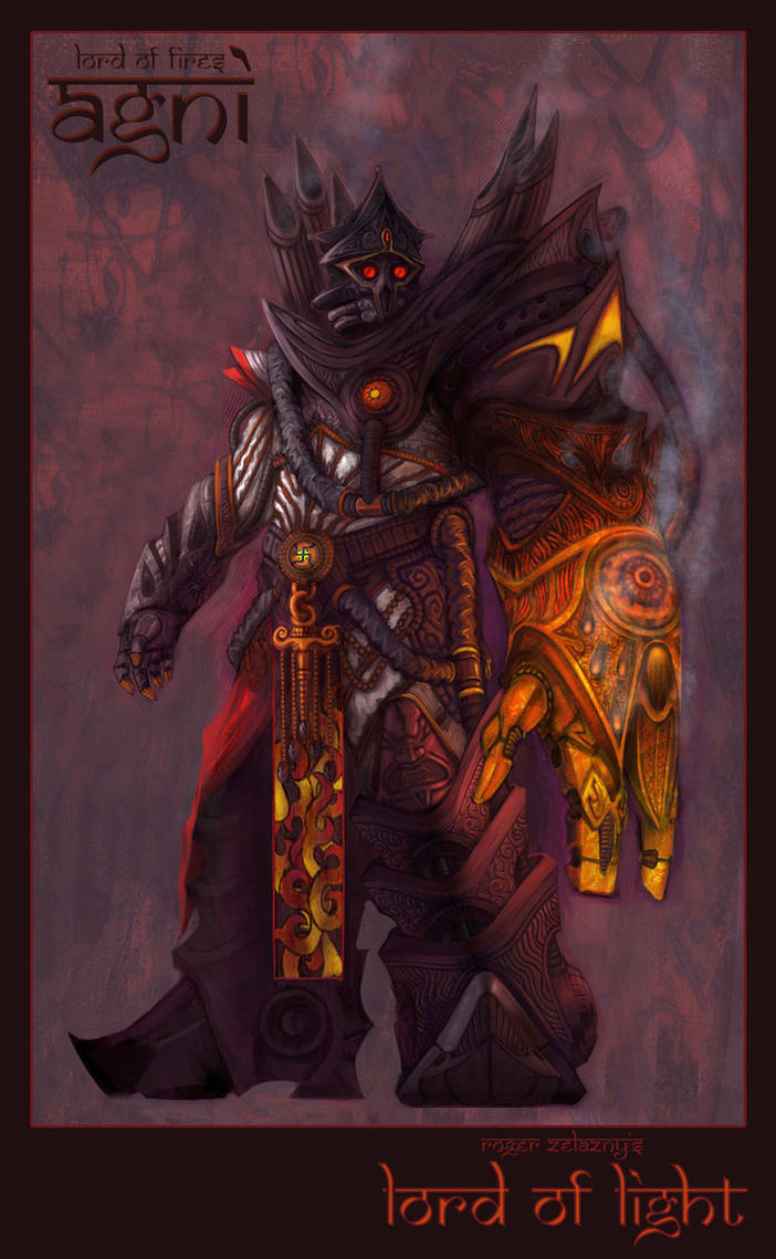 Agni, Lord of Fire