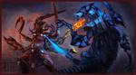 Kali vs. Rakasha