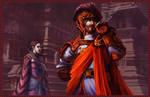 Prince Siddhartha and Ratri