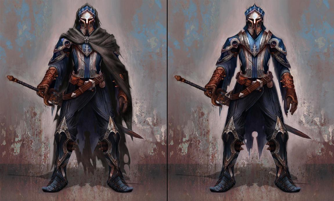 Armored Warrior 2 by jubjubjedi