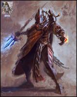 Zelazny's Lord of Light-Shiva by jubjubjedi