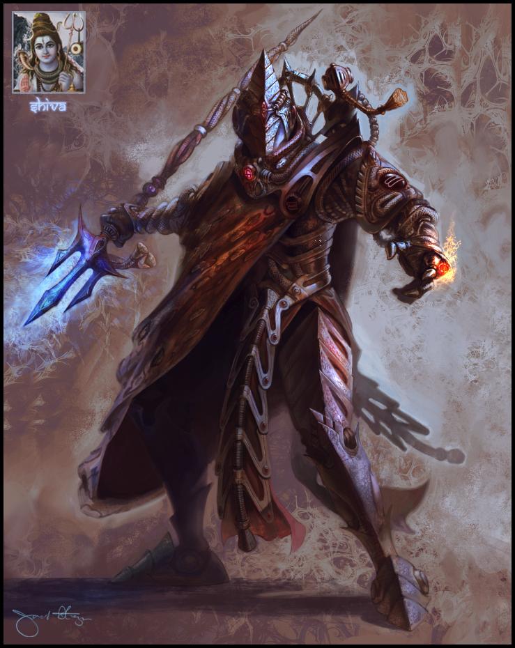 Zelazny's Lord of Light - Shiva