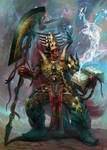 Primarch Magnus The Red