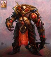 Lord of Light - Gaanesha by jubjubjedi