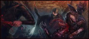 Dune: Fremen by jubjubjedi